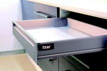 StarMotion - szuflada wewnętrzna niska
