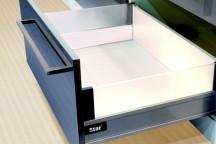 StarMotion szuflada ze szklanymi bokami